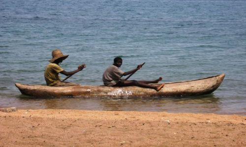 Zdjecie MALAWI / Cape Maclear / Maclear, plaża /