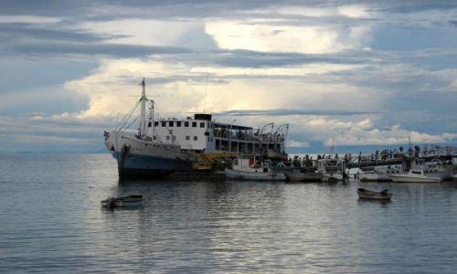 MALAWI / Jezioro Malawi / Nkhata Bay / Ilala ferry