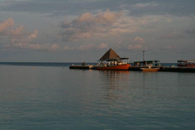 Zdjęcia: Summer Island Village, Pln. Atol, Przystan, MALEDIWY