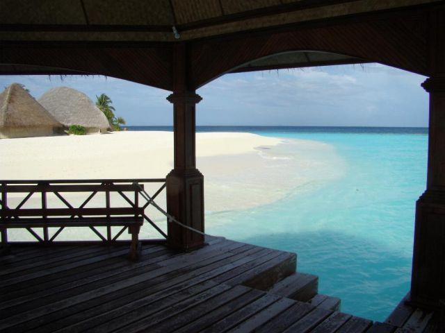 Zdjęcia: Ari Atoll, Ari Atoll, mało uczęszczana plaża, MALEDIWY