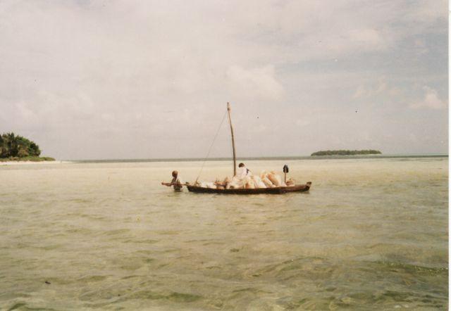 Zdjęcia: Guraidhoo Poludnowy Atol Male, Tak wyglada transport na Malediwach, MALEDIWY