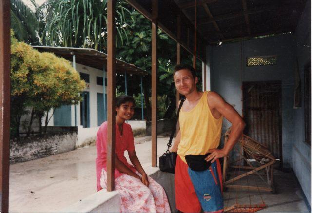 Zdjęcia: Guraidhoo Poludnowy Atol Male, Mozna spotkac tu bardzo ladne dziewczyny........., MALEDIWY