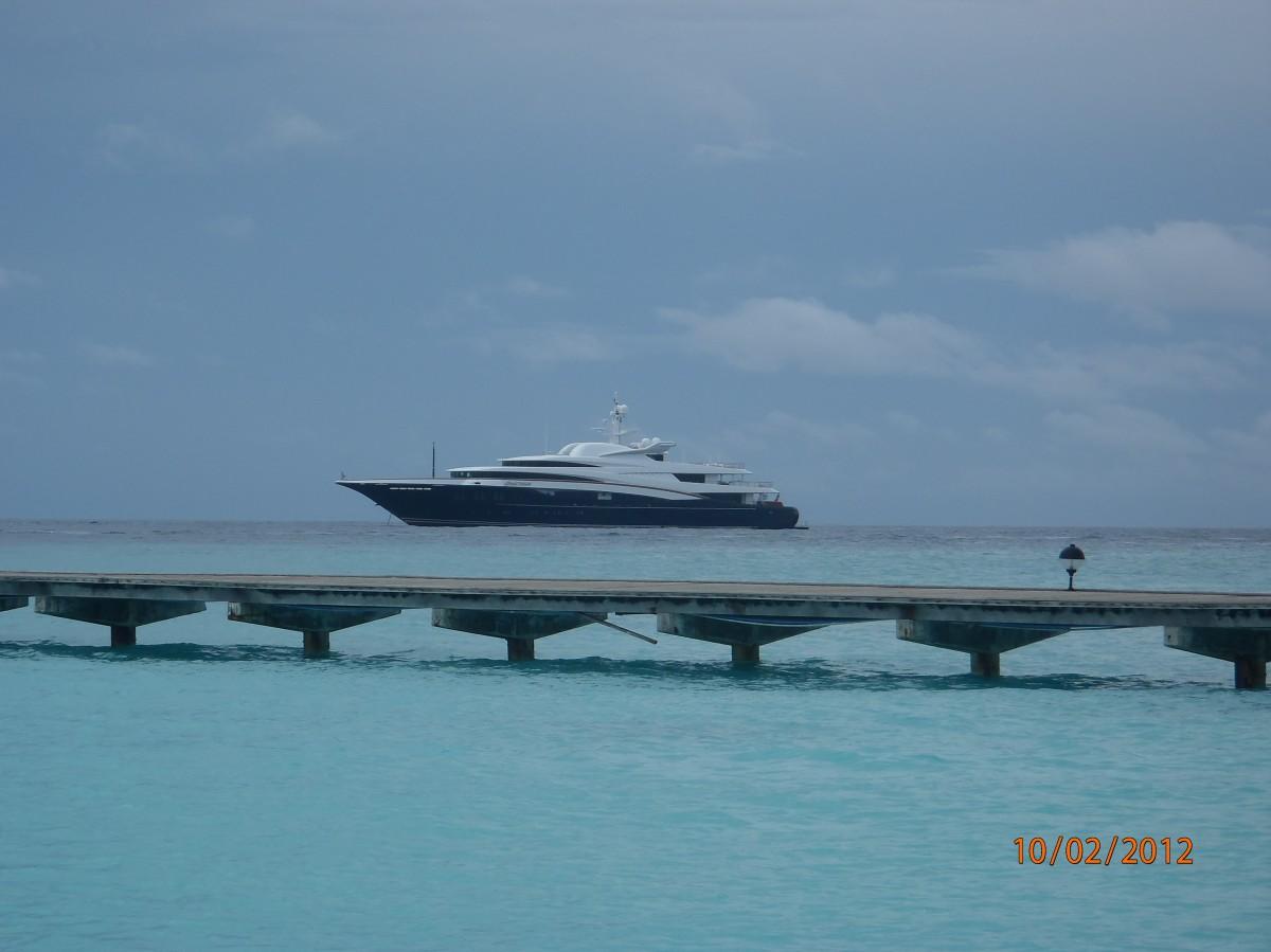 Zdjęcia: Malediwy, xxx, Luksusowy Jacht, MALEDIWY