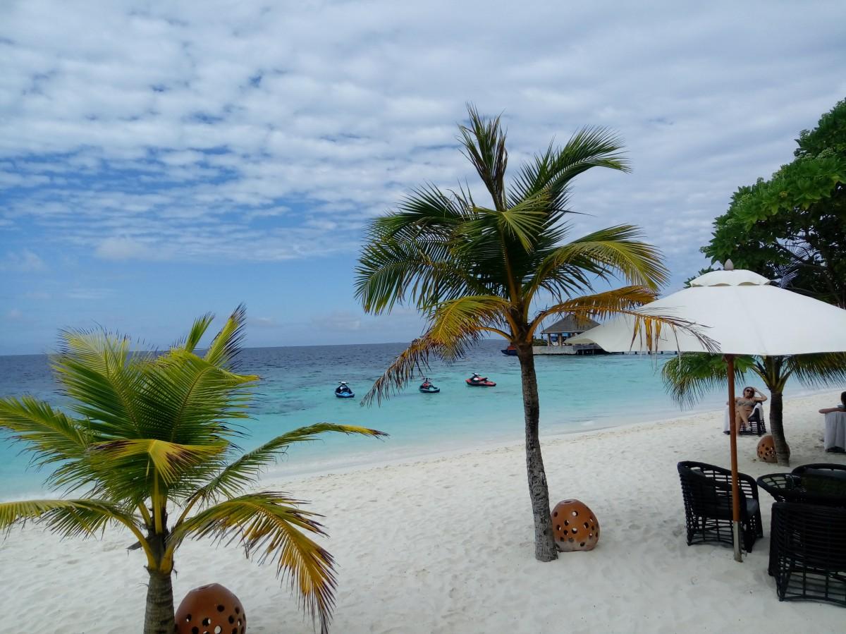 Zdjęcia: Kudafushi, Atol Raa, Rajski wypoczynek, MALEDIWY