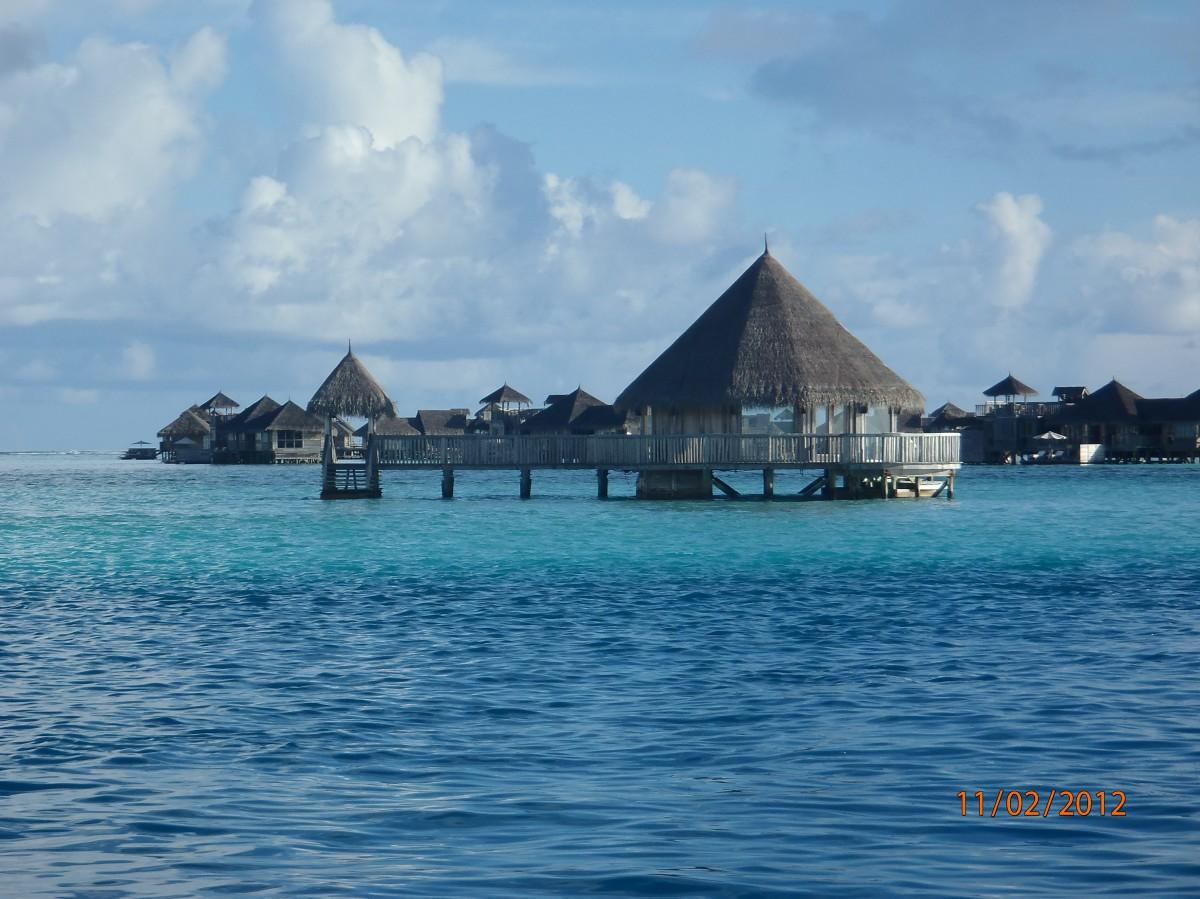 Zdjęcia: Hotel Paradise Island , Atol Północny Male, Domki w raju , MALEDIWY
