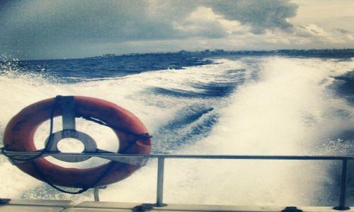Zdjęcie MALEDIWY / Male / Male / speed boat