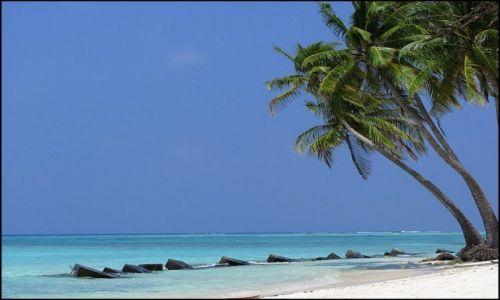 Zdjęcie MALEDIWY / South Male Atol / Maafushi / Czy to już raj?