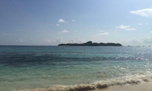 Zdjecie MALEDIWY / Atol Seenu / Hithadhoo / Ocean Indyjski.