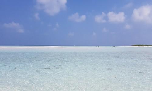 Zdjecie MALEDIWY / Malediwy / Malediwy / Woda