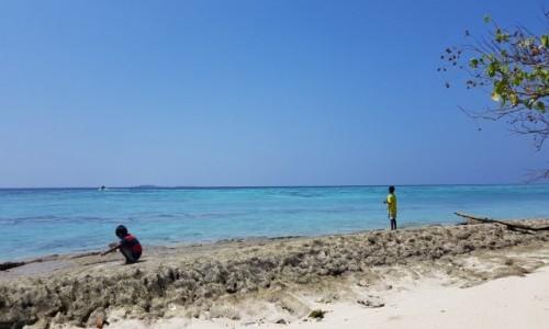 Zdjecie MALEDIWY / Malediwy / Malediwy / Dzieciaki :)