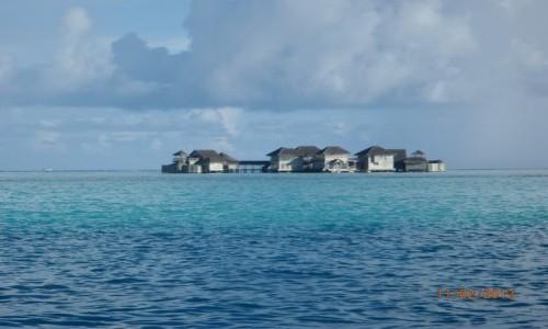 Zdjecie MALEDIWY / Atol Północny Male / Hotel Paradise Island  / Raj