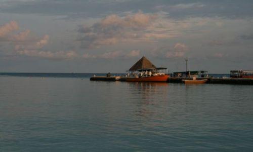 Zdjecie MALEDIWY / Pln. Atol / Summer Island Village / Przystan