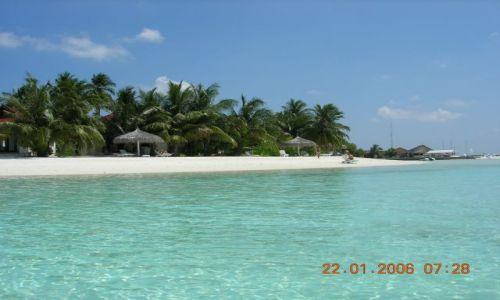 Zdjecie MALEDIWY / Wyspa Curumba Maledives / Wyspa Curumba Maledives / Malediwy