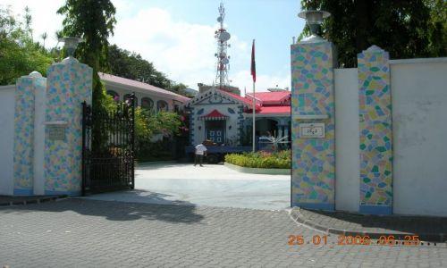 Zdjęcie MALEDIWY / Male / stolica Male / Malediwy