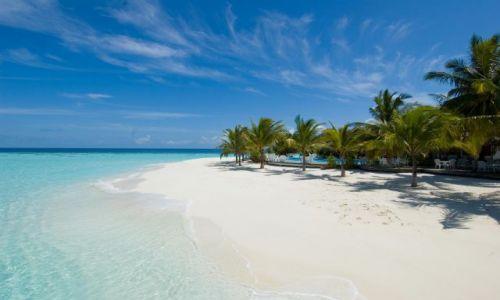 Zdjecie MALEDIWY / Ari Atol / Machchafushi / A za oknem snieg...