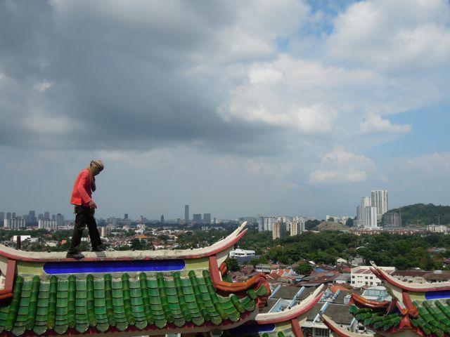 Zdjęcia: Kek Lok Si Temple, Pulau Penang, Ninja, MALEZJA
