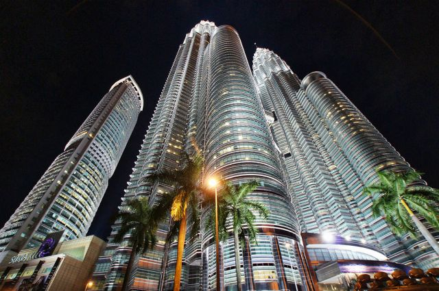 Zdjęcia: Kuala Lumpur, Petronas Twin Towers, MALEZJA