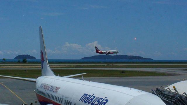 Zdjęcia: Kota Kinabalu, Borneo, Lądowanie na Borneo, MALEZJA