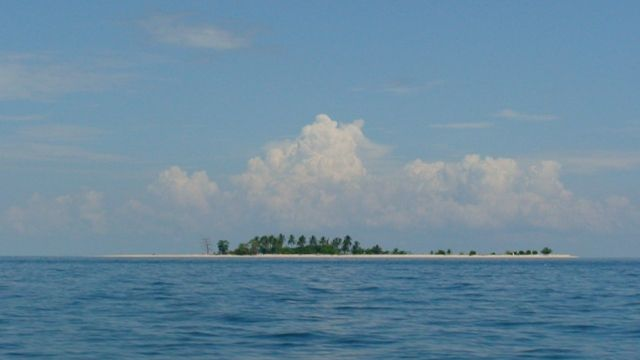 Zdjęcia: w drodze na Żółwie Wyspy, Borneo, Moja wyspa, MALEZJA
