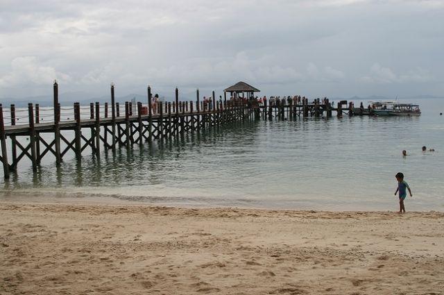 Zdjęcia: Park Narodowy im. Rahmana, kota kinabalu/borneo, Wyspa Manukan, MALEZJA