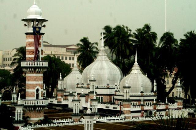 Zdjęcia: Kuala Lumpur, Meczet Narodowy, MALEZJA