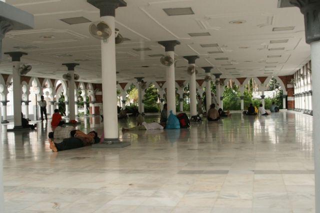 Zdjęcia: Kuala Lumpur, Meczet3, MALEZJA