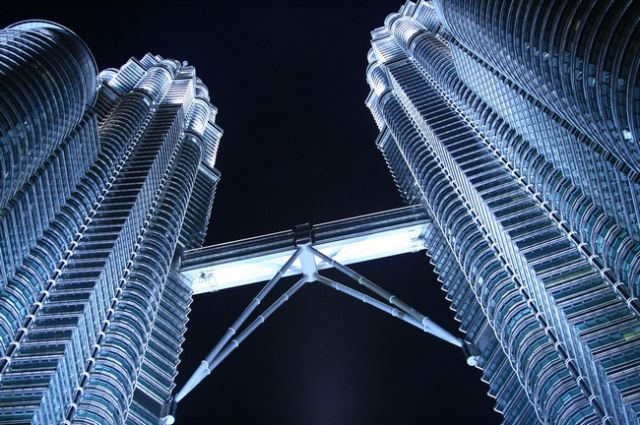 Zdjęcia: Kuala Lumpur, Petronas Towers2, MALEZJA