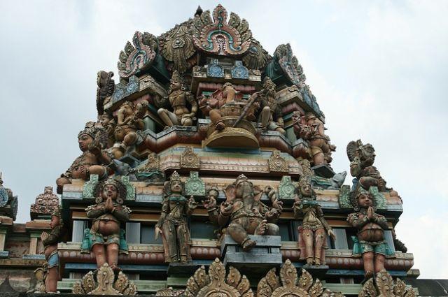 Zdjęcia: Kuala Lumpur, Sri Mahamariamman, MALEZJA