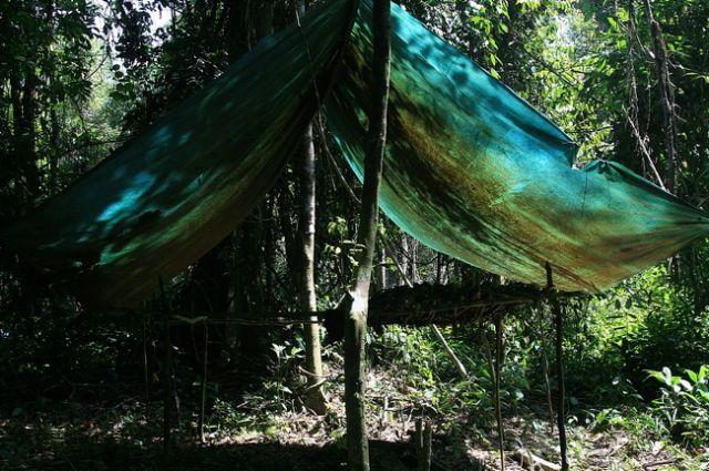 Zdjęcia: Taman Negara, Ukryta wioska malajskich aborygenów, MALEZJA