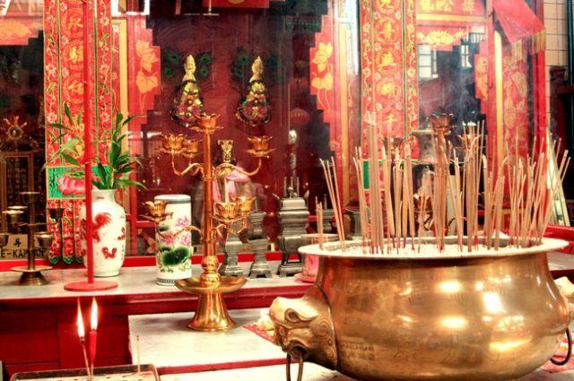 Zdjęcia: Kuala Lumpur, Nowy Rok -świątynia tao, MALEZJA
