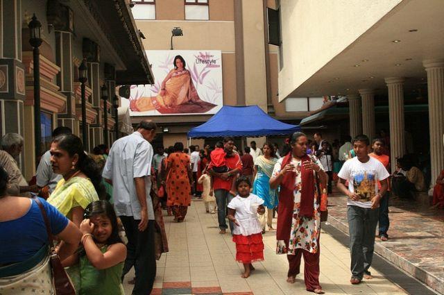 Zdj�cia: Kuala Lumpur, Nowy Rok w �wiatyni hinduskiej3, MALEZJA