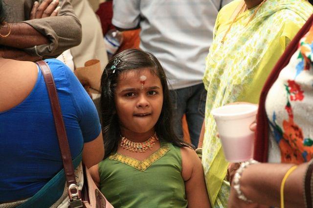Zdjęcia: Kuala Lumpur, Nowy Rok w światyni hinduskiej, MALEZJA
