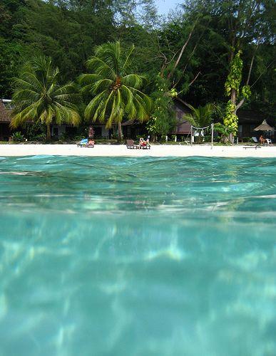 Zdjęcia: Pulau Perhentian Besar, Terranganu, Perhentian, MALEZJA