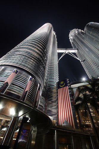 Zdjęcia: Kuala Lumpur, KL, Petronas Towers, MALEZJA