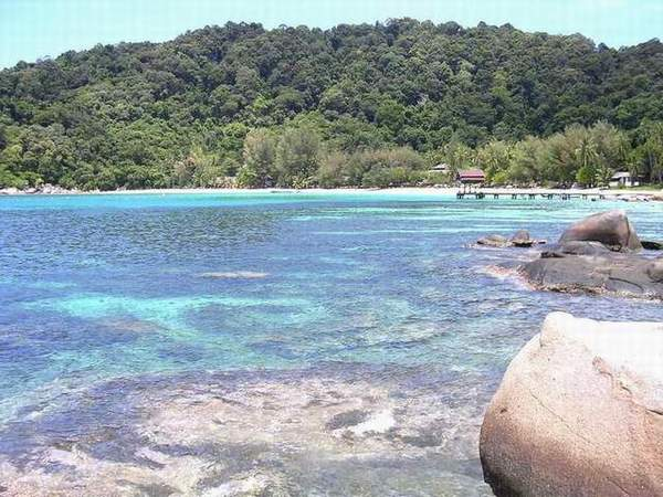 Zdjęcia: Pulau Perhentian, Rajska wyspa, MALEZJA