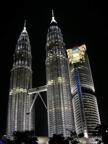 Zdjęcia: Kuala Lumpur, Petronas Towers, MALEZJA