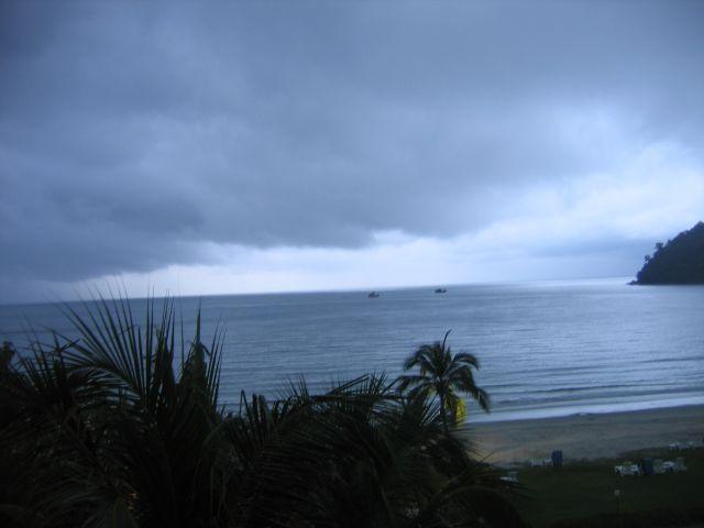 Zdjęcia: plaża, burza, MALEZJA