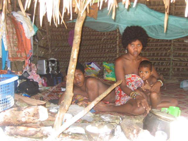 Zdjęcia: malezja, mieszkańcy dżungli, MALEZJA