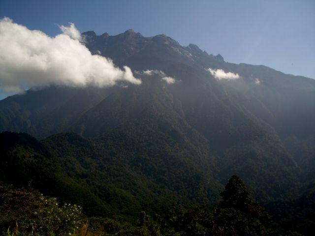Zdjęcia: Borneo-Mt. Kinabalu, Sabah, ... Mt. Kinabalu ..., MALEZJA