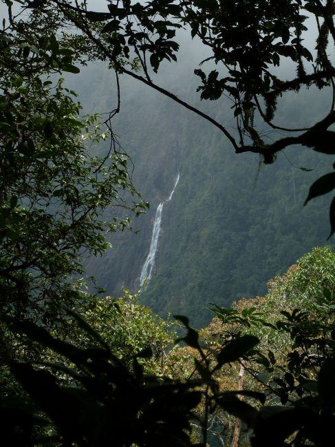 Zdjęcia: Borneo-Mt. Kinabalu i okolice, Sabah, ... wodospad ..., MALEZJA