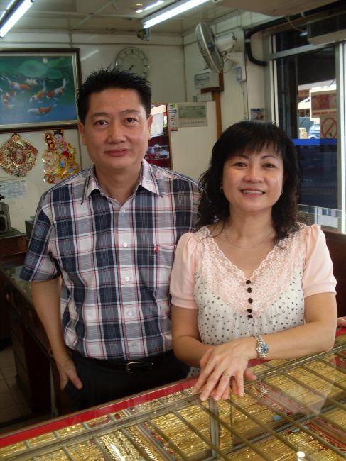 Zdjęcia: Borneo-Sandakan, Sabah, ... rodzinny biznes 2...., MALEZJA