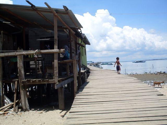 Zdjęcia: Borneo-Berhala, Sabah, ... idę..., MALEZJA