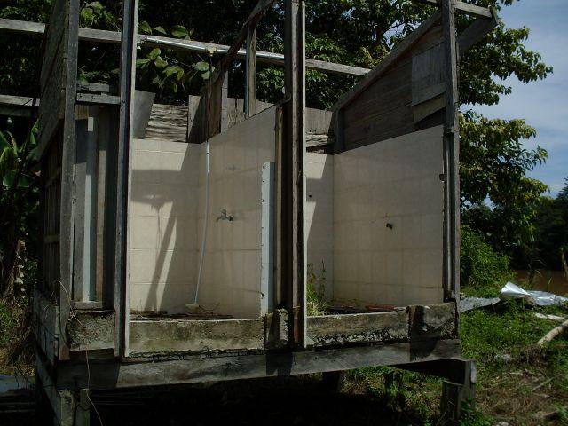 Zdjęcia: Borneo-Sukau-okolice, Sabah, ... nie umywa się ..., MALEZJA