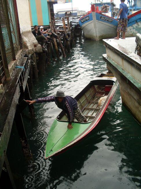 Zdjęcia: Borneo-Kunak, Sabah, ...  ciągle pada ..., MALEZJA
