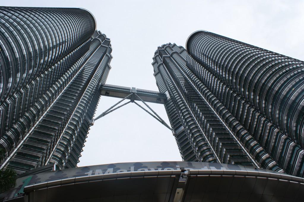 Zdjęcia: City Centre, Kuala Lumpur, Petronas Towers 2, MALEZJA