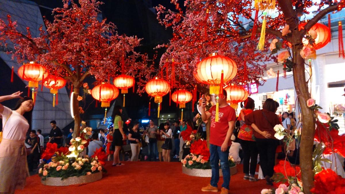 Zdjęcia: Kuala Lumpur, chiński Nowy ROK3, MALEZJA