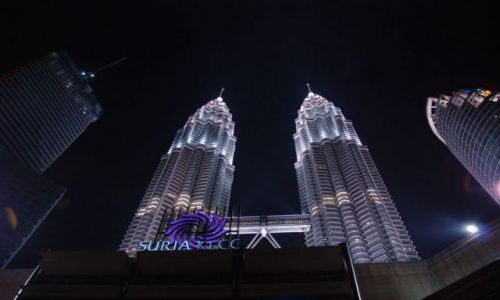 Zdjecie MALEZJA / West Malaysia / Kuala Lumpur / Petronas Tower