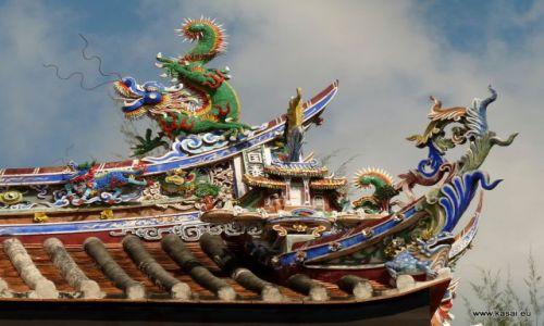 MALEZJA / - / Świątynia Węży / Penang 15