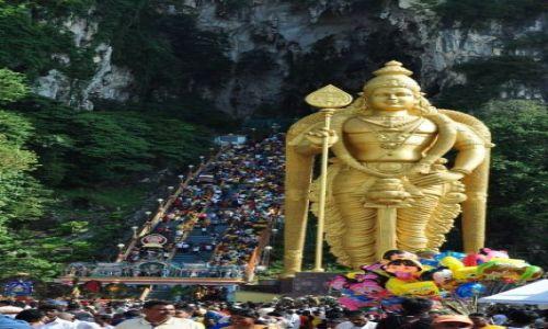 Zdjecie MALEZJA / - / Kuala Lumpur / Batu Caves