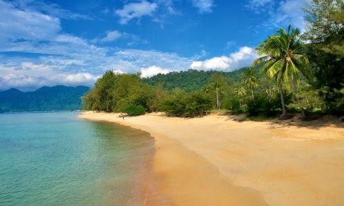 MALEZJA / - / Tioman Island / Plaza na wyspie Tioman (Malaysia)